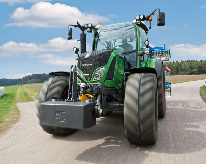 Landbouwmechanisatie