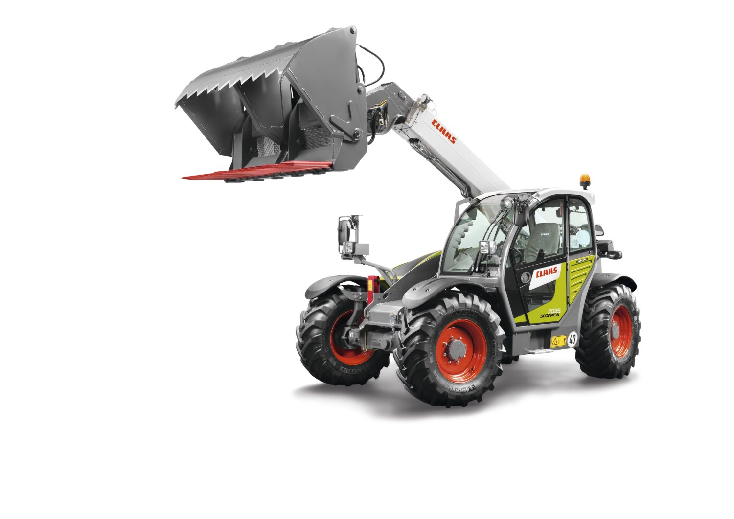 Claas Scorpion